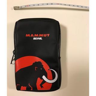 マムート(Mammut)のBE-PAL ビーパル付録 MAMMUT 2WAYポーチ(その他)