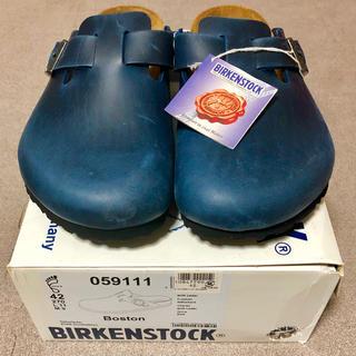 BIRKENSTOCK - ビルケンシュトック 人気モデル ボストン!