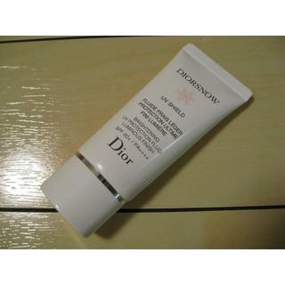Dior - DIORSNOW UVプロテクション 50+