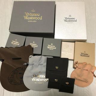 ヴィヴィアンウエストウッド(Vivienne Westwood)のvivienne westwood 箱 巾着 セット(その他)