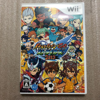 ウィー(Wii)のイナズマイレブンGO ストライカーズ 2013(家庭用ゲームソフト)