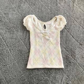 リズリサ(LIZ LISA)の★今だけ値下げ★LIZ LISA 半袖ふわふわTシャツ(Tシャツ(半袖/袖なし))