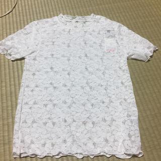 ジーユー(GU)のGUトップス(Tシャツ(半袖/袖なし))