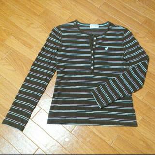 GIORDANO ジョルダーノ カットソー・Tシャツ(シャツ/ブラウス(長袖/七分))