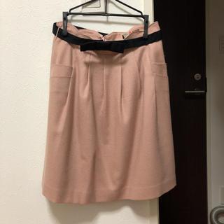 ミッシュマッシュ(MISCH MASCH)のミッシュマッシュ ピンク系 スカート(ひざ丈スカート)