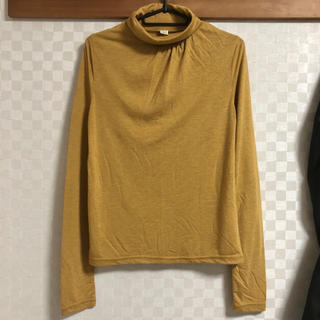 ユニクロ(UNIQLO)のフレーズ / タートルネックロングTシャツ(Tシャツ(長袖/七分))