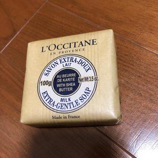 ロクシタン(L'OCCITANE)のロクシタン 石鹸(洗顔料)