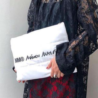 エムエムシックス(MM6)のSPUR11月号マルジェラ ポーチ新品(ポーチ)