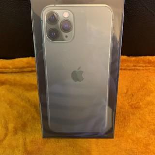 iPhone - iPhone 11 Pro 64GB 国内版SIMフリー グリーン