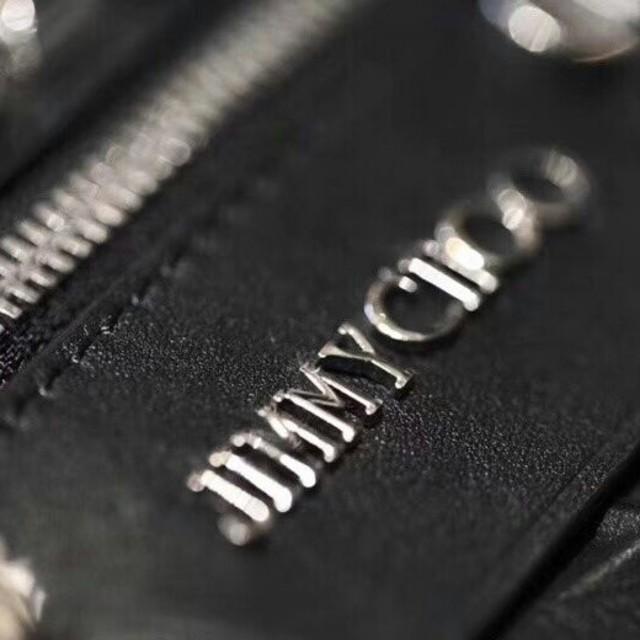 JIMMY CHOO(ジミーチュウ)のジミーチュウ ウエストポーチ ボディバッグ メンズのバッグ(ボディーバッグ)の商品写真
