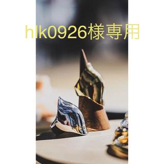 美品FUMIKA UCHIDA フミカウチダ シルバーリングM(リング(指輪))