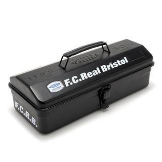 エフシーアールビー(F.C.R.B.)の新品 FCRB 19AW TOYO STEEL TOOL BOX BLACK(小物入れ)