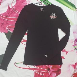 クロムハーツ(Chrome Hearts)のロゴトップス♡(Tシャツ(長袖/七分))
