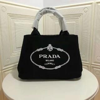 PRADA - PRADA ズック トートバッグ