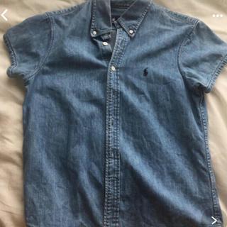 Ralph Lauren - ラルフローレンの半袖デニムシャツ