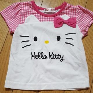 ハローキティ(ハローキティ)のキティ トップス(Tシャツ)