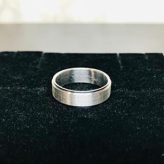 【新品】 指輪 シルバーリング メンズ 13号