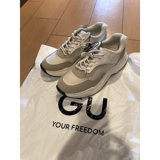 GU - GU スニーカー 靴 新品