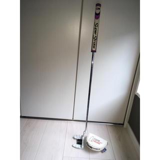 wilson - Wilson super strokeマレットパター限定クラブケース付きゴルフ