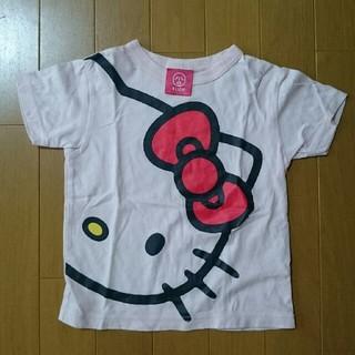 ハローキティ(ハローキティ)の【OJICO 】キティーちゃんTシャツ 100(Tシャツ/カットソー)