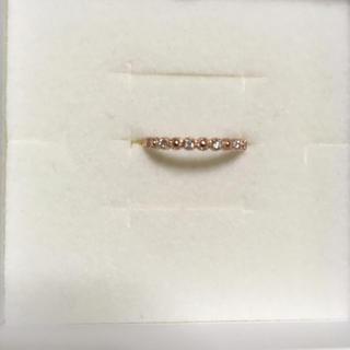 JEWELRY TSUTSUMI - ジュエリーツツミ🌟K10 ピンクゴールドダイヤモンドリング 11号②