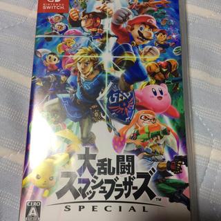 大乱闘スマッシュブラザーズ SPECIAL(家庭用ゲームソフト)