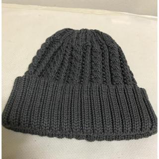 CA4LA - ca4la グレー ニット帽
