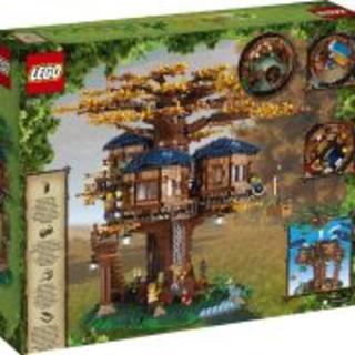 Lego - レゴ (LEGO) アイデア ツリーハウス 21318
