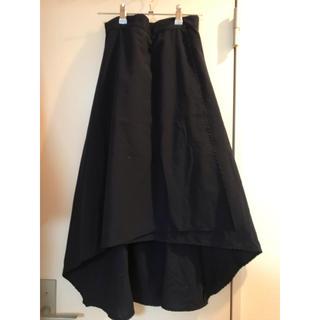 earth 紺 スカート