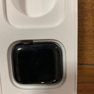 アップルウォッチ(Apple Watch)のApple Watch Series 4 GPS + Cellularモデル(スマートフォン本体)