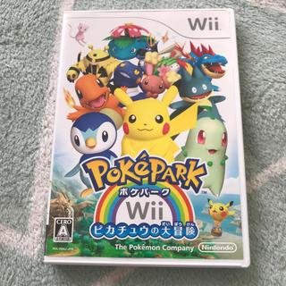 Wii - ポケパーク Wii ピカチュウの大冒険