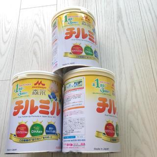 モリナガニュウギョウ(森永乳業)のチルミル 大缶(乳液 / ミルク)