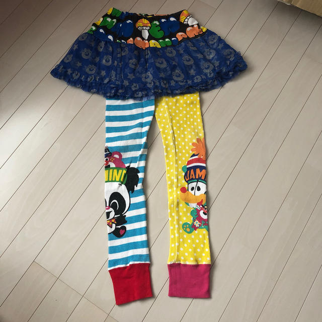 JAM(ジャム)のJAM スカッツ キッズ/ベビー/マタニティのキッズ服 女の子用(90cm~)(スカート)の商品写真