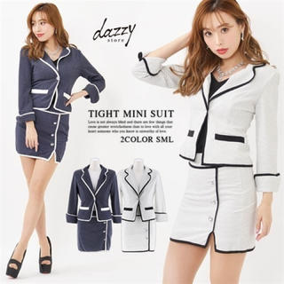 dazzy store - dazzy スーツ