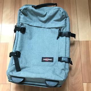 EASTPAK - EASTPAK スーツケース(グレー)