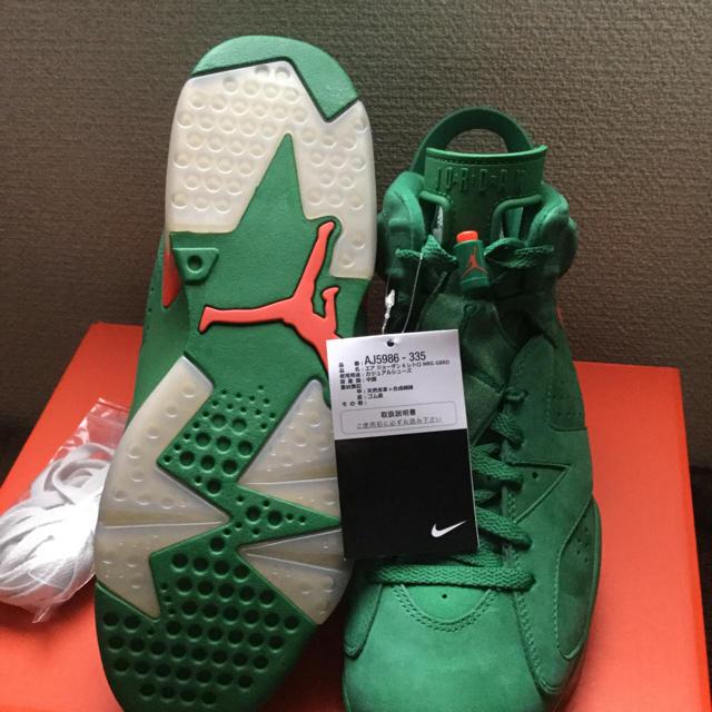 NIKE(ナイキ)のジョーダン6 メンズの靴/シューズ(スニーカー)の商品写真