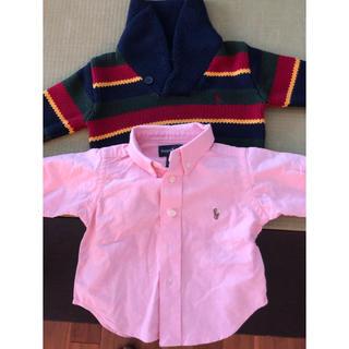 ポロラルフローレン(POLO RALPH LAUREN)のポロラルフローレン シャツ(Tシャツ/カットソー)