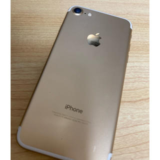 iPhone7 Gold 128 GB 本体 SIMロック解除済み
