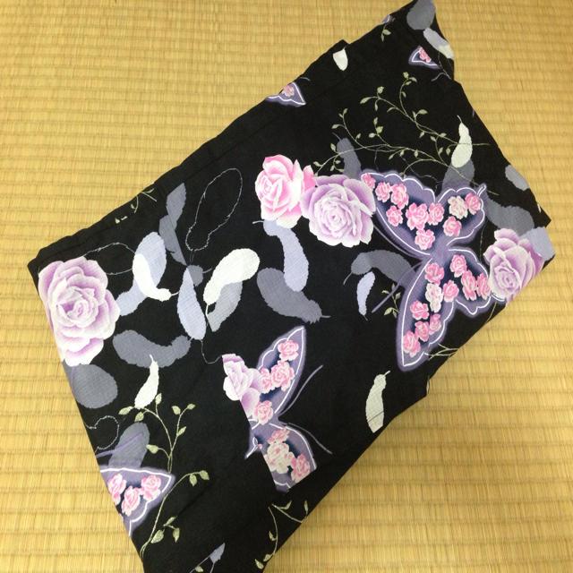 大幅値下げ中!!くみっきー浴衣♡黒♡ レディースの水着/浴衣(浴衣)の商品写真