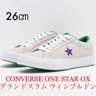 CONVERSE - CONVERSE ONE STAR OX グランドスラム 日本未発売 26㎝