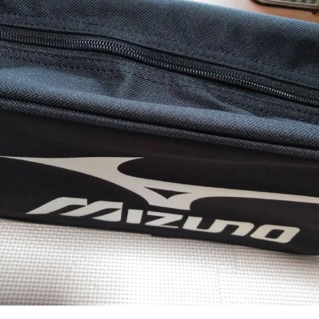 MIZUNO(ミズノ)のミズノ シューズバッグ スポーツ/アウトドアのテニス(バッグ)の商品写真