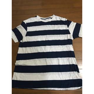 ユニクロ(UNIQLO)のボーダーシャツ(その他)