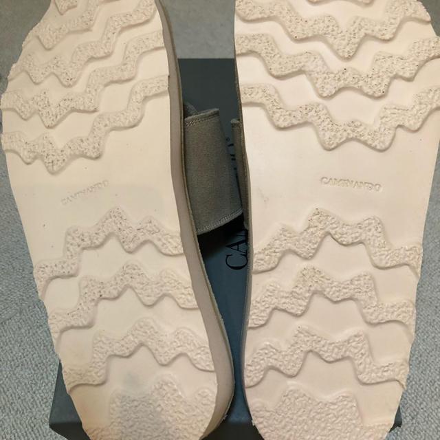 L'Appartement DEUXIEME CLASSE(アパルトモンドゥーズィエムクラス)のカミナンド スエードサンダル レディースの靴/シューズ(サンダル)の商品写真