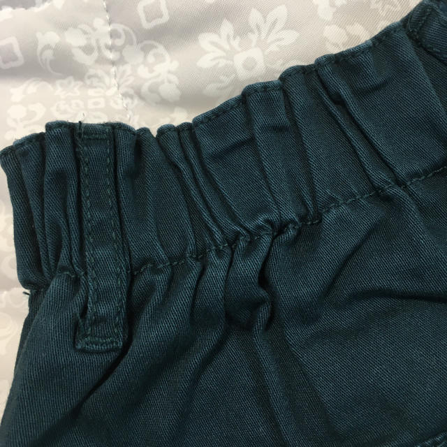 RETRO GIRL(レトロガール)のダークグリーン スカート レディースのスカート(ミニスカート)の商品写真