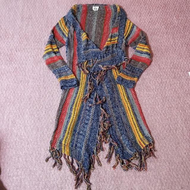 titicaca(チチカカ)のTITICACA ロングカーディガン(フリー) レディースのトップス(カーディガン)の商品写真