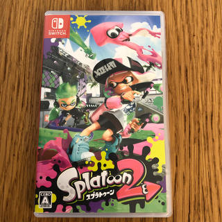 Nintendo Switch - スプラトゥーン 2