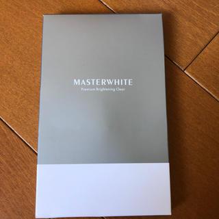 ファンケル(FANCL)の未開封マスターホワイト約30日分(その他)
