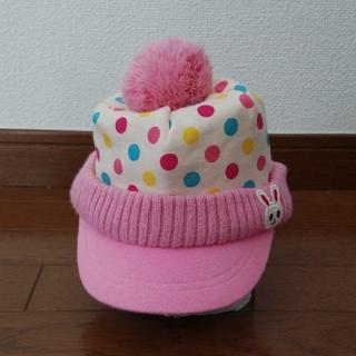 ミキハウス(mikihouse)のミキハウス帽子(SSサイズ)(帽子)