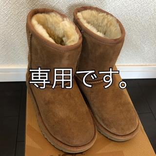 アグ(UGG)のUGG キッズブーツ18.5センチ(ブーツ)