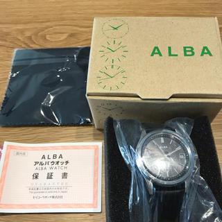 アルバ(ALBA)のセイコーウォッチ メンズ 腕時計 アルバ ソーラー電波 38mm AEFY505(腕時計(アナログ))